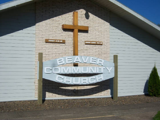 Beaver Community Church, Beaver, OR