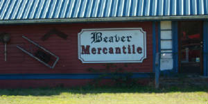 Beaver Mercantile in Beaver, OR