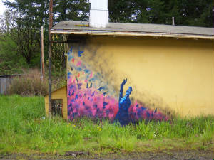 Code BlueProject (Kings Valley, Oregon)