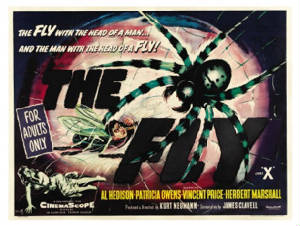 The Fly (1958) Click on Image to view Trailer