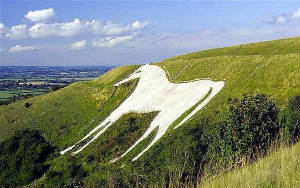 Great White Horse